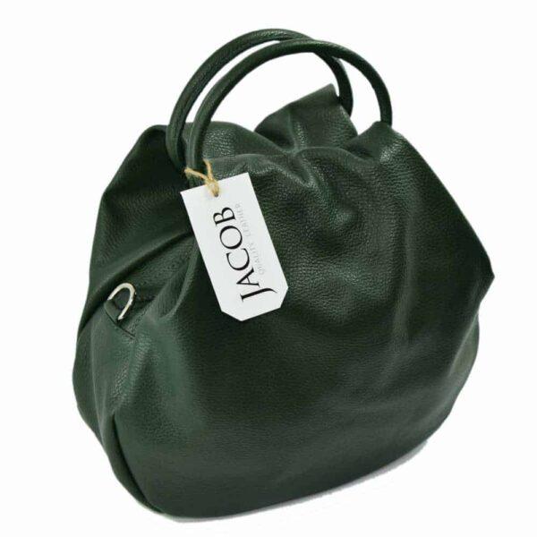 Muret-geanta-dama-piele-verde-gri-04